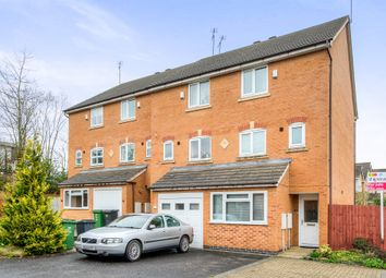 Thumbnail 4 bed end terrace house for sale in Honeychurch Close, Smallwood, Redditch