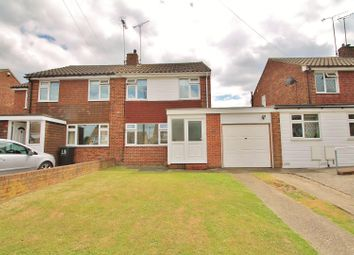 Thumbnail 3 bed semi-detached house for sale in Highwood Close, Higham, Rochester