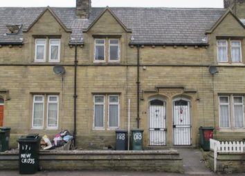 Thumbnail 1 bed terraced house to rent in New Cross Street, West Bowling, Bradford