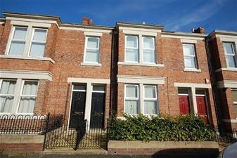 Thumbnail 2 bedroom flat for sale in Westbourne Avenue, Bensham, Gateshead, Tyne & Wear