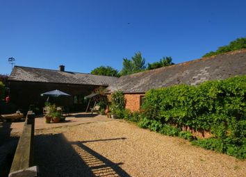 Thumbnail 4 bed barn conversion for sale in Wood Lane, Stogumber, Taunton