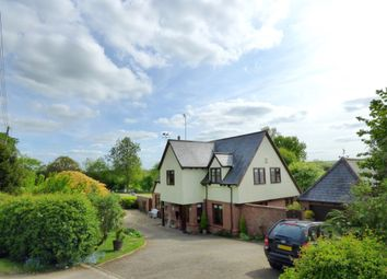 Thumbnail 4 bed detached house for sale in Braunston Road, Knossington, Oakham