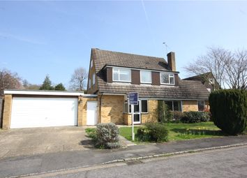 Thumbnail 5 bedroom detached house to rent in Shrimpton Close, Beaconsfield, Bucks