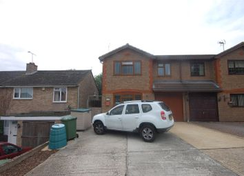 Thumbnail 3 bed semi-detached house for sale in Bearsted Drive, Pitsea, Essex