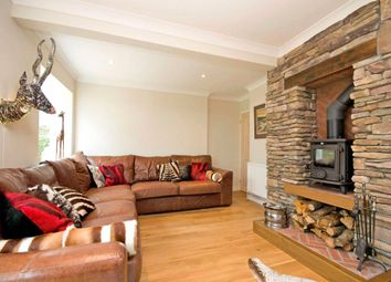 Thumbnail 4 bed detached house to rent in Kilham Lane, Winchester, Hampshire