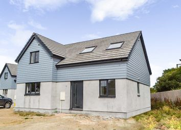 Thumbnail 3 bed detached house for sale in Praze Road, Leedstown, Hayle