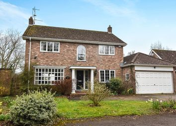 Thumbnail 4 bed detached house for sale in Claxton, York