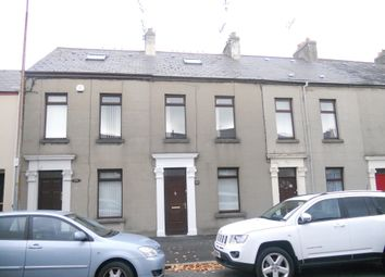 Thumbnail 3 bed terraced house to rent in William Street, Newtownards