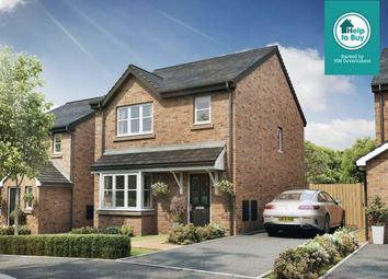 Thumbnail 3 bed detached house for sale in Meadow Gate, White Carr Lane, Thornton-Cleveleys, Lancashire