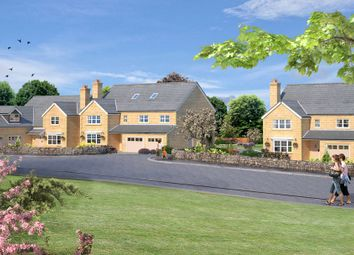 Thumbnail 4 bed detached house for sale in The Balmoral, Bingley Road, Menston, Leeds