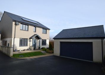Thumbnail 5 bed detached house for sale in Lord Morley Way, Plymouth, Devon
