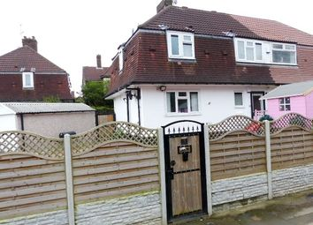 Thumbnail 3 bed semi-detached house for sale in Broadlea Close, Bramley, Leeds