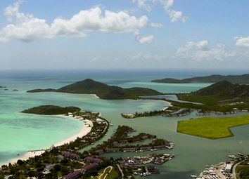 Thumbnail Land for sale in Harbour Island Plot 47, Jolly Harbour, Antigua And Barbuda