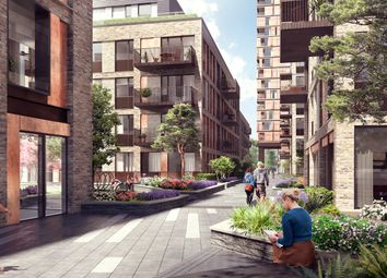 Thumbnail 2 bedroom flat for sale in Deptford Foundry, London