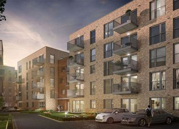 Thumbnail 2 bed flat for sale in Royal Victoria Gardens Whiting Way, London
