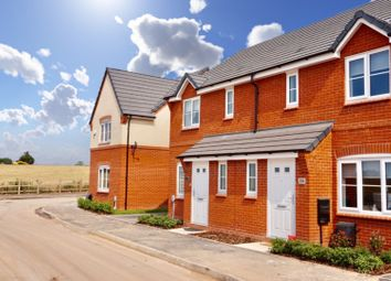 Thumbnail 2 bed semi-detached house for sale in 37 Watchman Walk, Tamworth