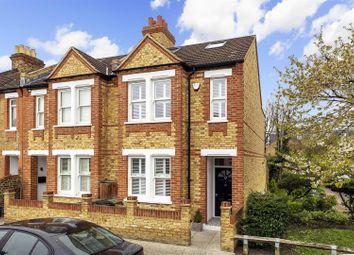 Thumbnail 3 bedroom end terrace house for sale in Field Lane, Teddington