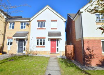 Thumbnail 3 bed end terrace house to rent in Cox's Close, Haverhill