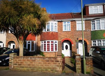 Thumbnail 3 bed terraced house for sale in Vale Grove, Gosport