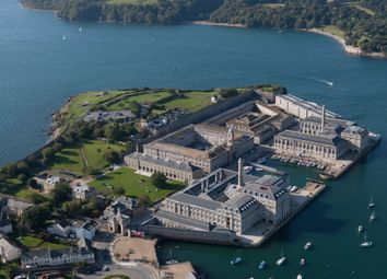 Thumbnail 1 bed flat for sale in Brewhouse, Royal William Yard, Plymouth