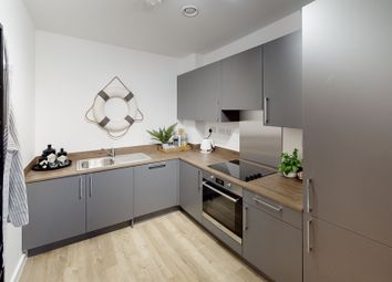 "Thumbnail 2 bed flat for sale in ""Azera F1"" at Centenary Plaza, Southampton"
