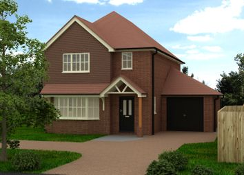 Thumbnail 4 bed detached house for sale in Baddesley Close, North Baddesley, Southampton