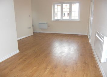 Thumbnail 1 bed flat to rent in Welbury Road, Hamilton, Leicester