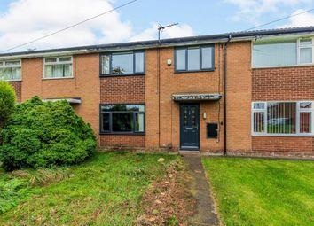 Thumbnail 3 bed terraced house for sale in Capesthorne Walk, Denton, Tameside, Manchester