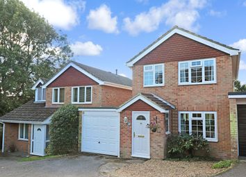 Thumbnail 3 bedroom link-detached house for sale in Havendale, Hedge End, Southampton