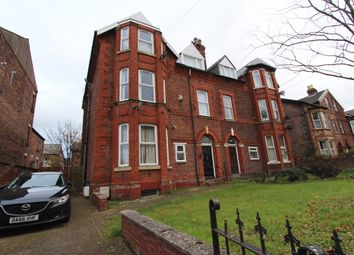 Thumbnail 2 bed flat to rent in Mount Road, Wallasey