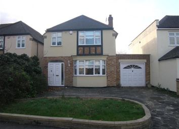 Thumbnail 4 bed property to rent in Nelmes Crescent, Hornchurch