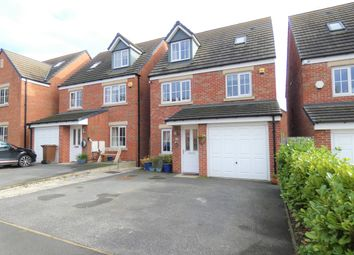 4 bed detached house for sale in Holme Farm Way, Pontefract WF8