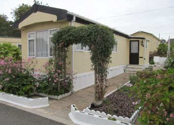 Thumbnail 2 bedroom mobile/park home for sale in Rosewarne Park, Higher Enys Road (5701), Camborne, Cornwall