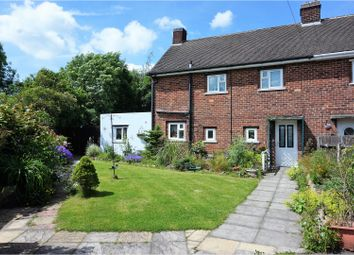 Thumbnail 3 bed semi-detached house for sale in Northfield Drive, Coalville