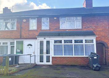 Fernbank Road, Birmingham B8. 3 bed terraced house for sale