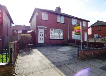 Thumbnail 3 bedroom semi-detached house to rent in Clifton Street, Kearsley, Bolton