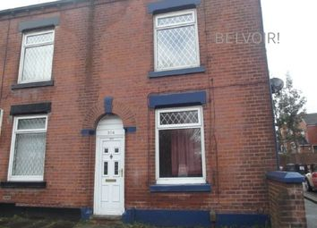 Thumbnail 2 bedroom end terrace house to rent in Fields New Road, Oldham