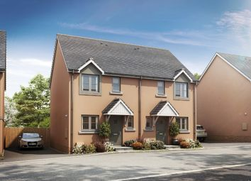 Thumbnail 2 bed terraced house for sale in The Cranmere, Cornwood Chase, Cornwood Road, Ivybridge