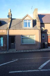 Thumbnail 2 bedroom terraced house for sale in Fife Street, Turriff