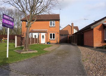 Thumbnail 2 bed semi-detached house for sale in Jayne Close, Wollaton