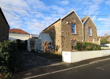 Thumbnail 3 bed semi-detached house for sale in Victoria Square, Portishead, North Somerset