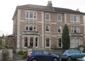 Thumbnail 4 bed flat to rent in Osborne Road, Clifton, Bristol