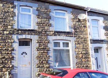 Thumbnail 3 bedroom terraced house for sale in Graigwen Road, Porth