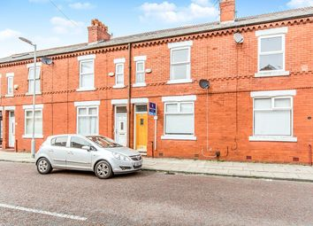 Thumbnail 2 bed terraced house for sale in Newport Street, Salford