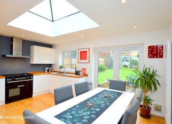 Thumbnail 4 bed semi-detached house for sale in Evesham Road North, Reigate, Surrey
