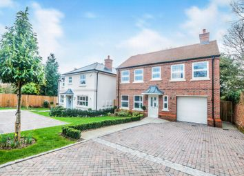 Thumbnail 4 bedroom detached house for sale in Oaklands Grove, Harvest Hill Road, Maidenhead