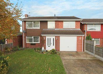 Thumbnail 4 bedroom detached house for sale in Park Road East, Calverton, Nottingham