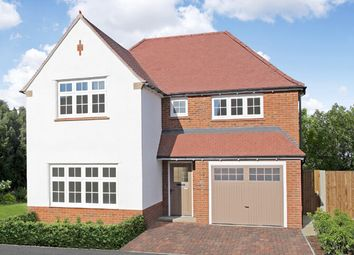 Thumbnail 4 bedroom detached house for sale in Cawston Meadows, Coventry Road, Rugby, Warwickshire