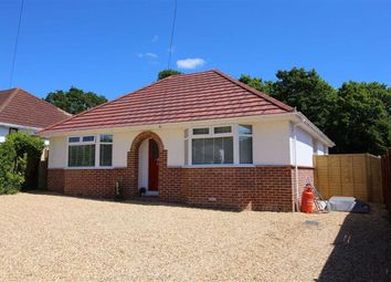 Thumbnail 4 bed bungalow for sale in Oakwood Avenue, New Milton