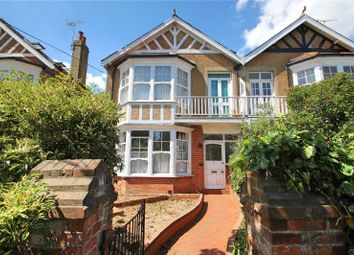 Thumbnail 3 bed semi-detached house for sale in Church Walk, Worthing, West Sussex